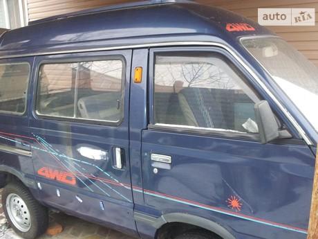 Subaru Libero 1990