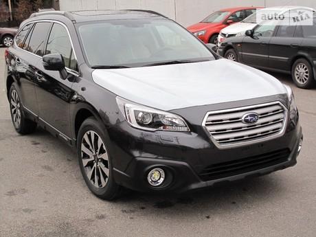 Subaru Outback 2.5i-S CVT (175 л.с.) 2016