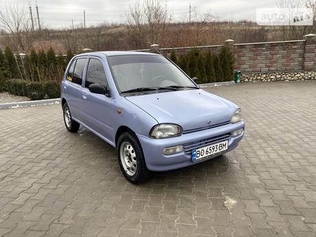 Subaru Vivio 1994