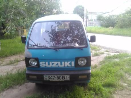 Suzuki Carry 1987