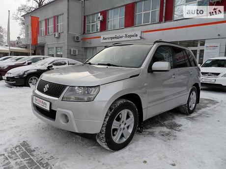 Suzuki Grand Vitara 2.0 AТ (140 л.с.) 2006