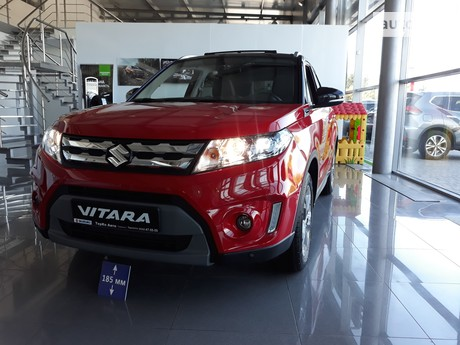 Suzuki Vitara 1.4 АТ (140 л.с.) 4WD 2018