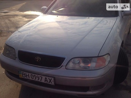 Toyota Aristo 1998