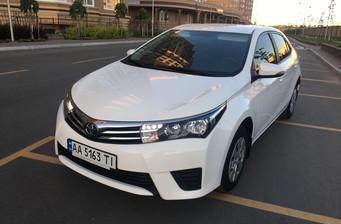 Toyota Corolla 1.6 МТ (122 л.с.) 2016