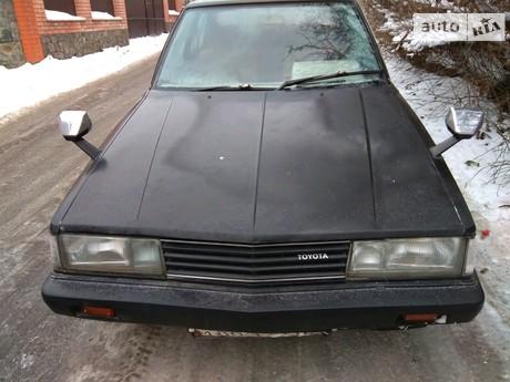 Toyota Corona 1982