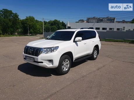Toyota Land Cruiser Prado 150 2018