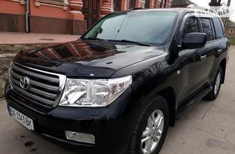 Toyota Land Cruiser (все) 2008