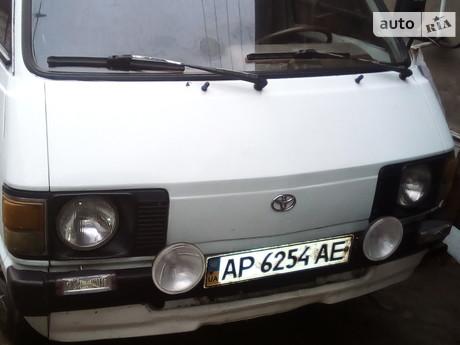 Toyota LiteAce 1981