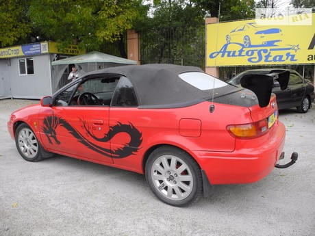 Toyota Paseo 1997
