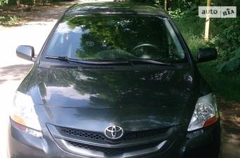Toyota Yaris 1.3 CVT (99 л.с.) 2007