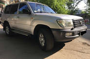 Toyota Land Cruiser 105  2003