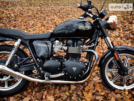 Triumph Bonneville 2012