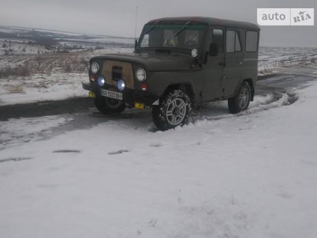 УАЗ 31512 1990