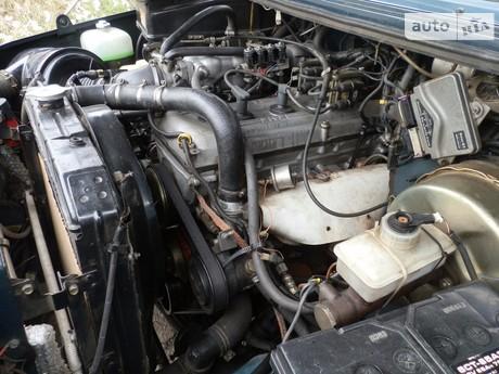 УАЗ 3160/3162