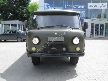 УАЗ 39095 2011