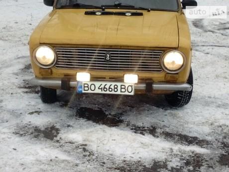 ВАЗ 21011 1980
