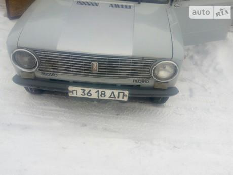 ВАЗ 21013 1986