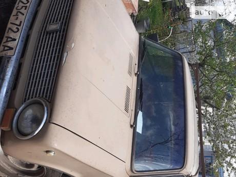 ВАЗ 2102 1986