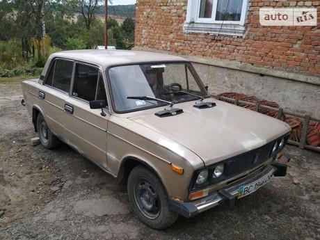 ВАЗ 21063 1989