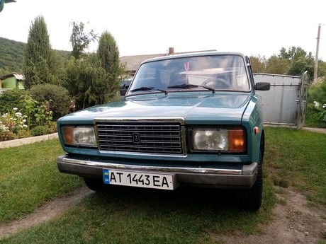 ВАЗ 2107 2005
