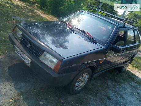 ВАЗ 21093 1997