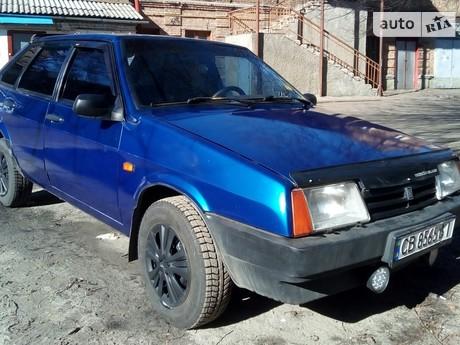 ВАЗ 2109 2001