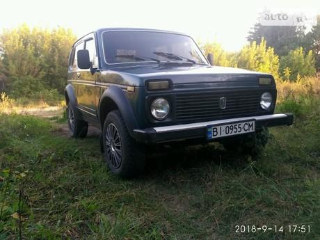 ВАЗ 21213 1998
