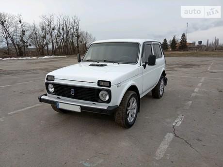 ВАЗ 21213 1995