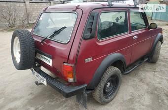 ВАЗ 21213  2002