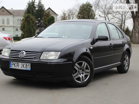 Volkswagen Bora 2003