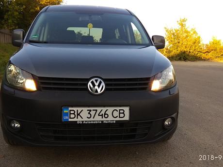Volkswagen Caddy пасс. 2015