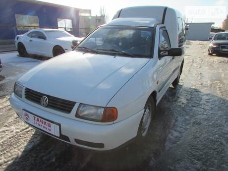 Volkswagen Caddy пасс. 2001