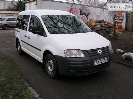 Volkswagen Caddy пасс.