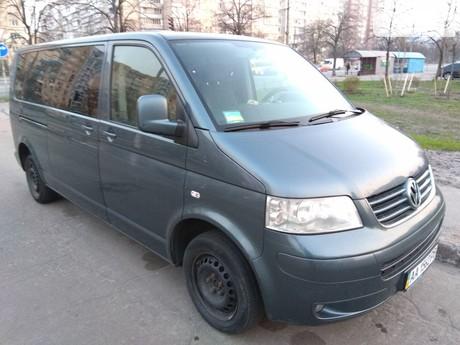 Volkswagen Caravelle 2008