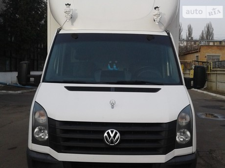 Volkswagen Crafter груз. Common Rail 2.0 TDI MT (120 KW)  2012