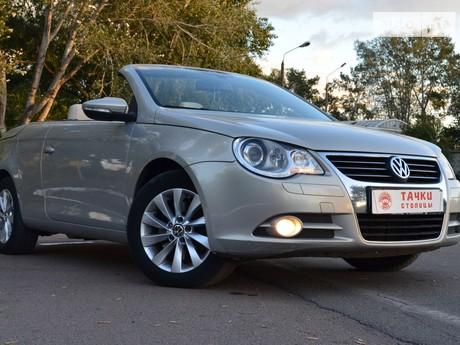 Volkswagen Eos 2.0 AT (200 л.с.) 2008