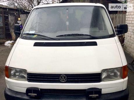Volkswagen Eurovan 1998