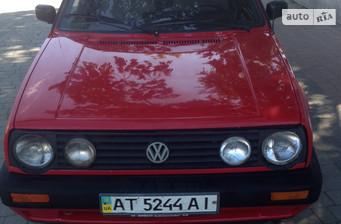 Volkswagen Golf II 1991