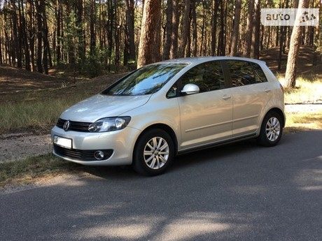 Volkswagen Golf Plus 2012