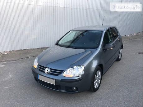 Volkswagen Golf V 2008