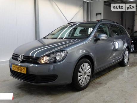 Volkswagen Golf Variant 2012