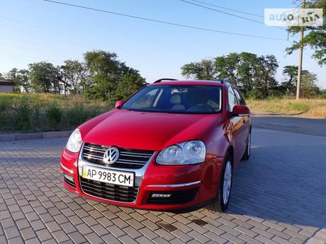 Volkswagen Golf Variant 2008