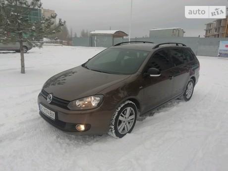 Volkswagen Golf VI 2013