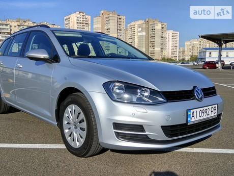 Volkswagen Golf VII 2015