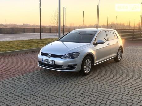Volkswagen Golf VII 2016