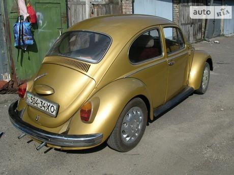 Volkswagen Kafer 1974