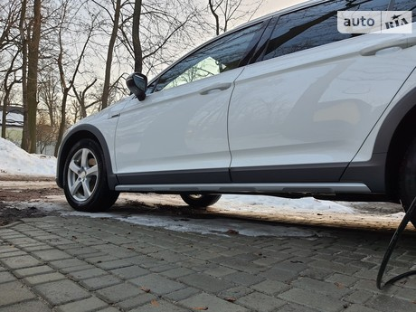 Volkswagen Passat Alltrack 2017