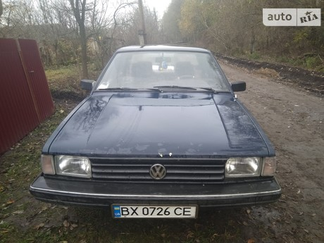 Volkswagen Santana 1983