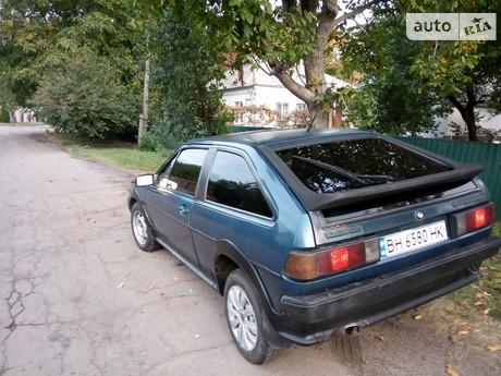 Volkswagen Scirocco 1988