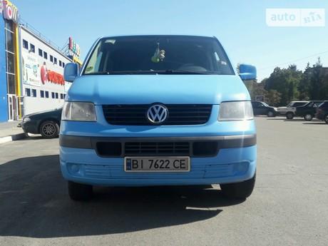 Volkswagen T1 (Transporter) груз. 2005
